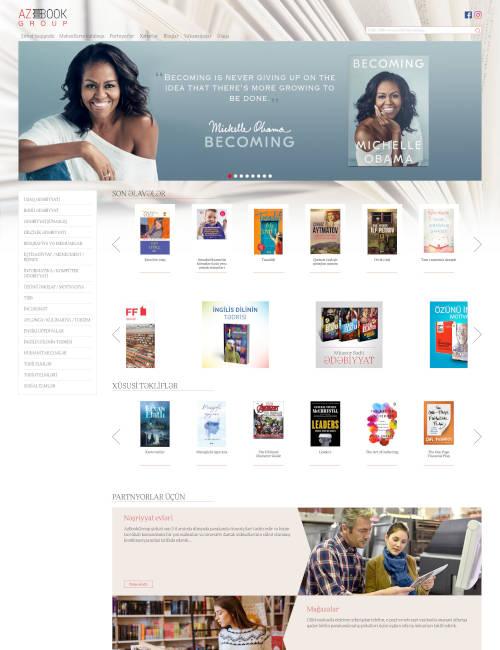 AzBookGroup.az | AzBookGroup MMC özəl ticarət və distribyutorluq şirkətinin saytı