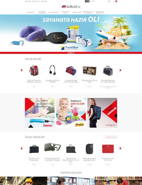 AzHobCo.az | AzHobCo MMC özəl ticarət və distribyutorluq şirkətinin saytı