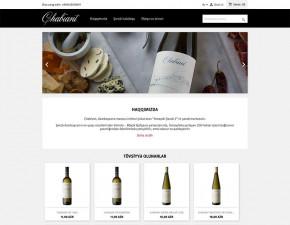 Shop.Chabiant.az | İsmayıllı Şərab 2 şirkətinin Chabiant brendinin onlayn-mağazası